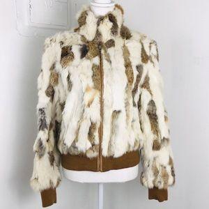 Jackets & Blazers - Real Fur jacket